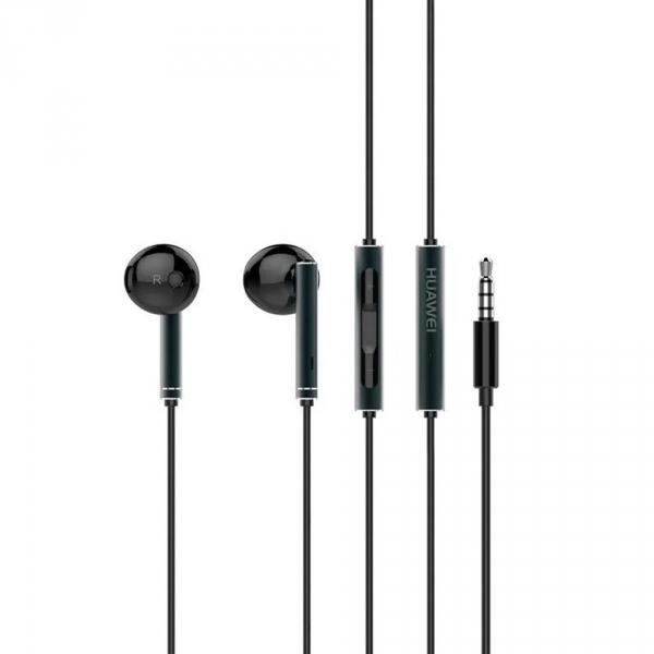 HUAWEI AM116 Zestaw słuchawkowy przewodowy 3,5 mm czarny