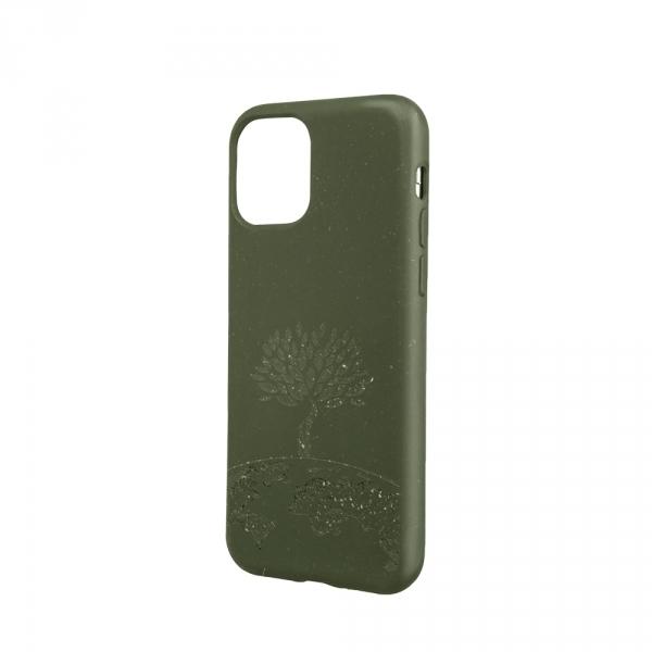 Forever Nakładka Bioio Drzewo do Huawei P30 Lite zielona