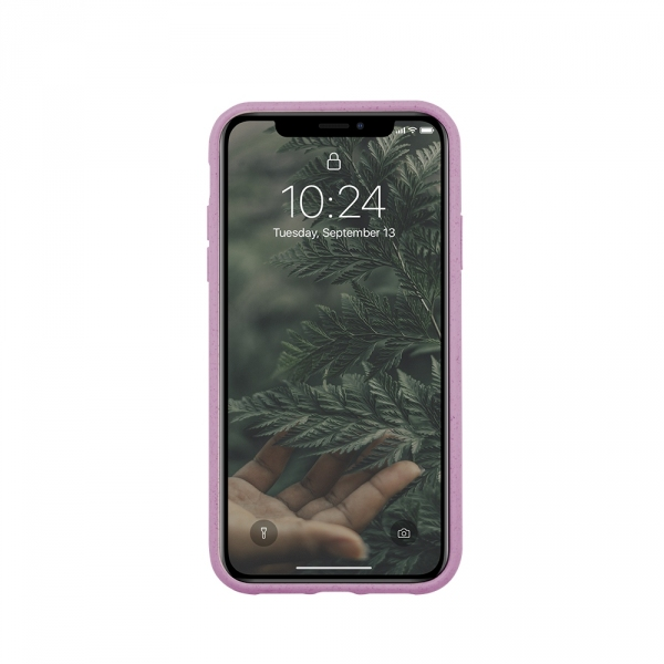 Forever Nakładka Bioio Ocean do iPhone X /XS różowa