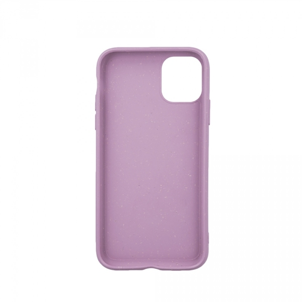 Forever Nakładka Bioio Ocean do iPhone XR różowa