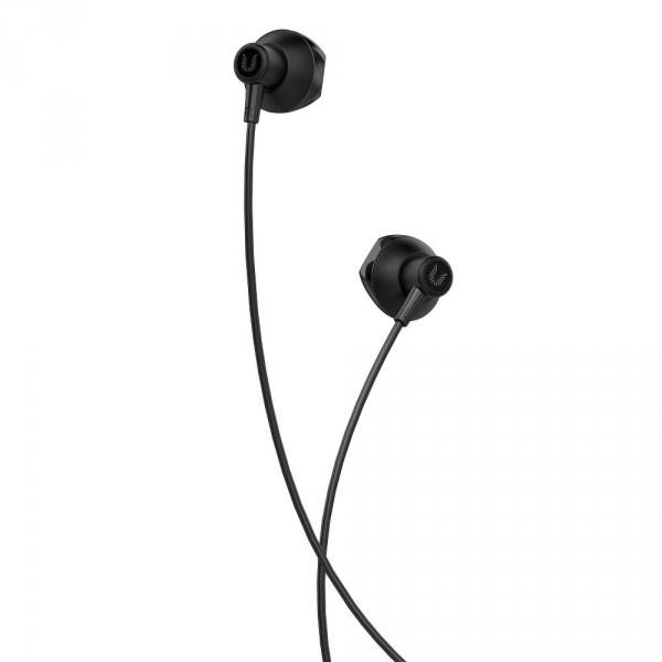 Zestaw HF Hi-Res Audio UiiSii C12 USB C Czarny