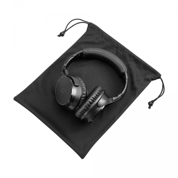 Acme Europe słuchawki bezprzewodowe nauszne z ANC BH315 czarne