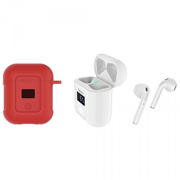 HOCO SELECTED słuchawki bluetooth z power bankiem Melody S11 białe