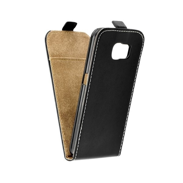 Kabura Slim Flexi Fresh Pionowa - SAM Galaxy S6 (G920h) czarny