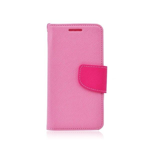 Kabura Fancy Book - SAM Galaxy S7 Edge (G935) różowy