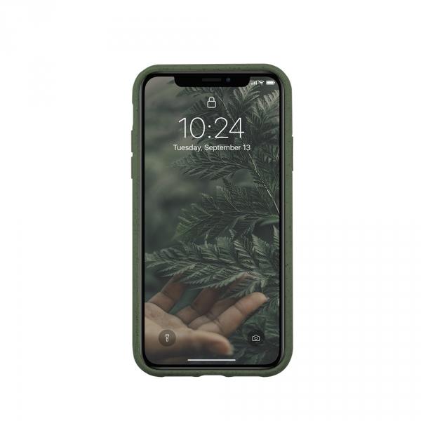 Forever Nakładka Bioio Drzewo do iPhone XS Max zielona