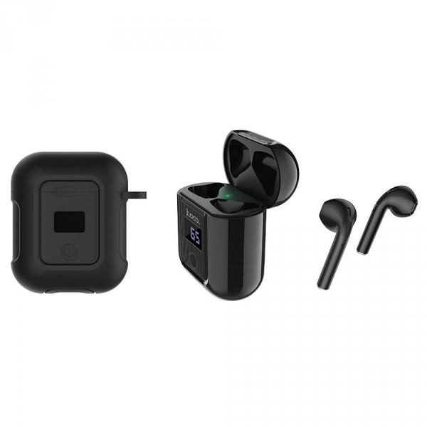 HOCO SELECTED słuchawki bluetooth z power bankiem Melody S11 czarne